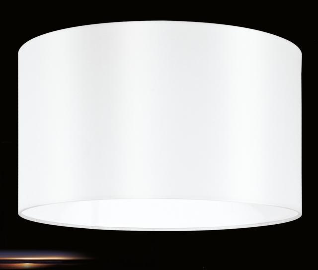Абажур цилиндр 380х220мм белый E27 NADINA 1 39363 EGLO